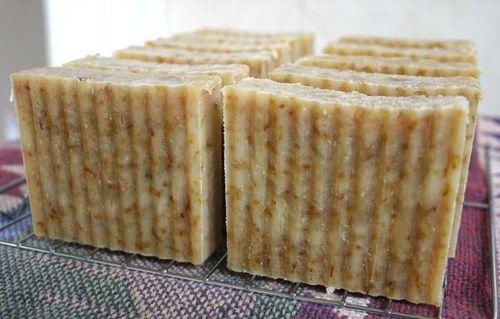 Spring blend soap
