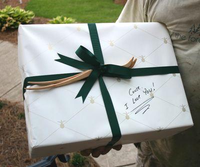Mike bearing gift2