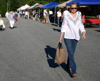 Me at market