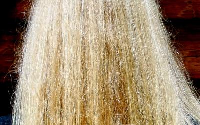 August 2010 new hair