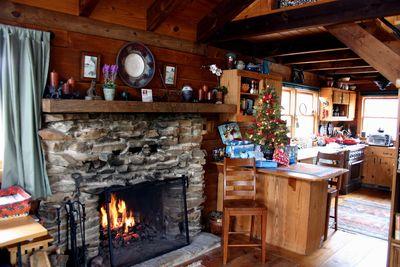 Christmas cabin2