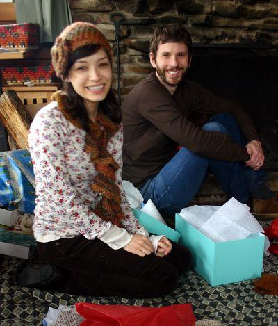 Christmas Sarah and Jesse