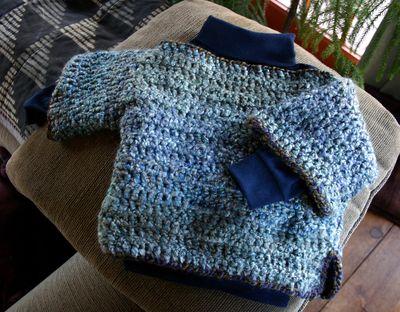 Sweater for Margot