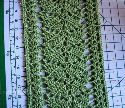 Falling leaves scarf2