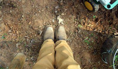 Garden pants