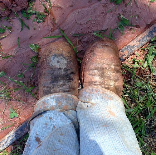 Mud boots copy