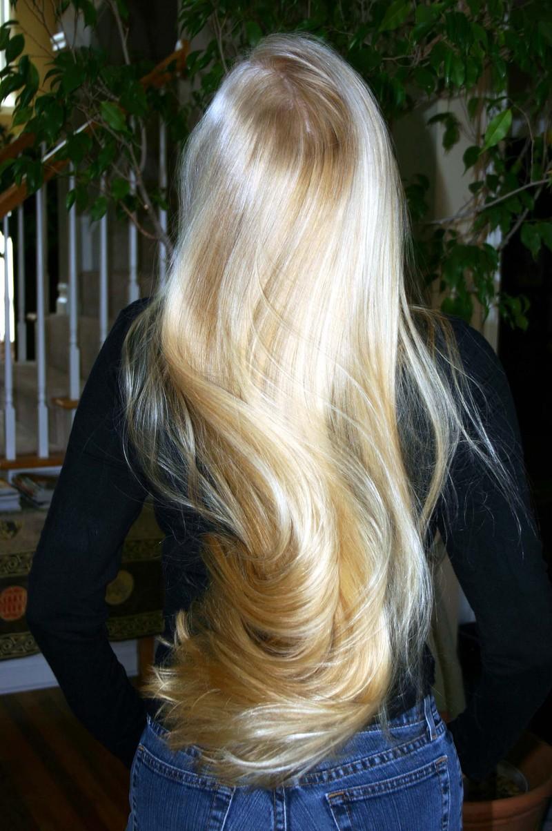 My Hair Is Blonde 99