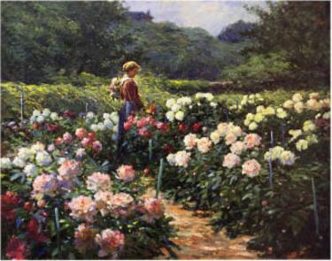 Woman_garden
